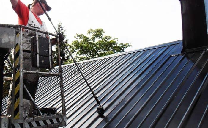 Laadukasta kattohuoltoa