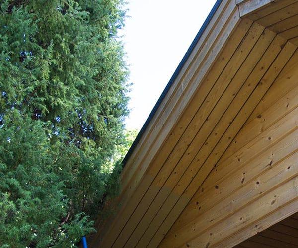 Mökin katon huolto ja korjaus