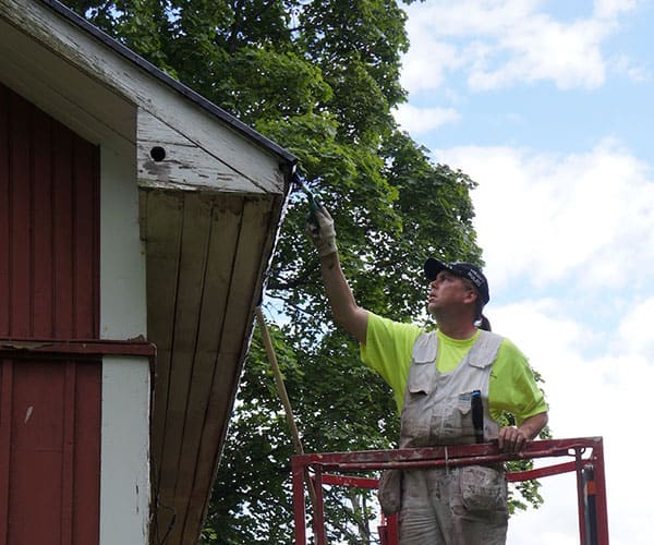 piha- tai ulkorakennuksen katon huolto, korjaus ja remontointi
